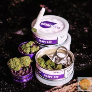 Smart Buds weed cans
