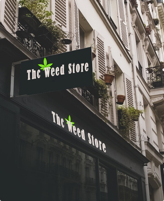 thc weed store