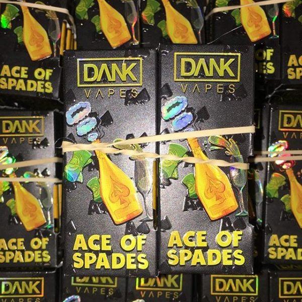 Ace of Spades DANK Vapes