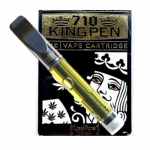 710 Kingpen Jack Herer 1G Vape Cartridge